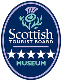 5 Star Attraction - Tourist Scotland Logo